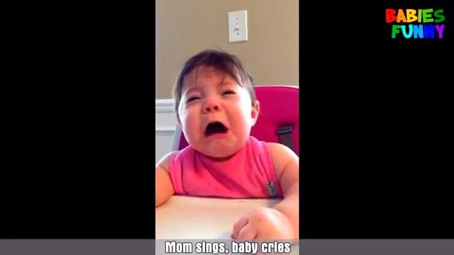 萌宝们哭闹时水汪汪的大眼睛可爱至极