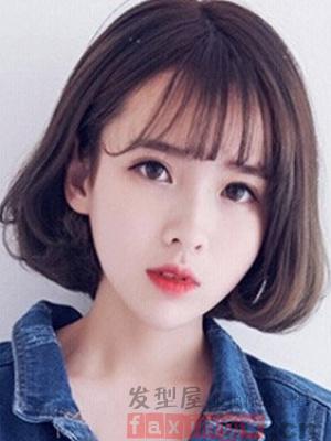 女士短发精选|女生流行短发发型片欣赏