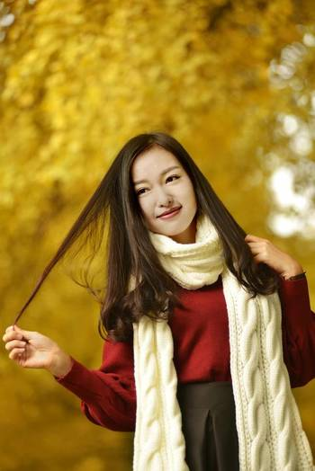 成都又快到一年深秋,约一个气息去拍秋天女生姑娘网名a气息图片