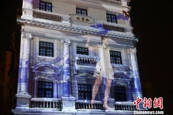 朝阳设计周大栅栏设计灯光点亮社区秀属于劝景观设计开幕北京行业
