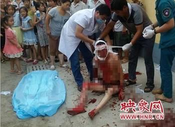 驻马店男子砍父杀妹现已被警方抓获_hao123虾滑视频煎图片