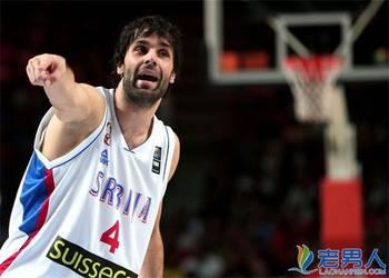 2016里约奥运会塞尔维亚男篮主力球员名单资