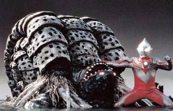 兽逼导航电影_据说它是太古逼诳梢曰倜鸬厍虻哪兽,起初被迪迦奥特曼封印,后来