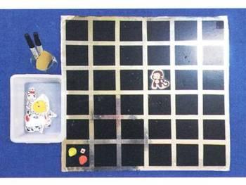 布好玩中班教具动物棋,让孩子学会与同伴分享知识和感悟经验!