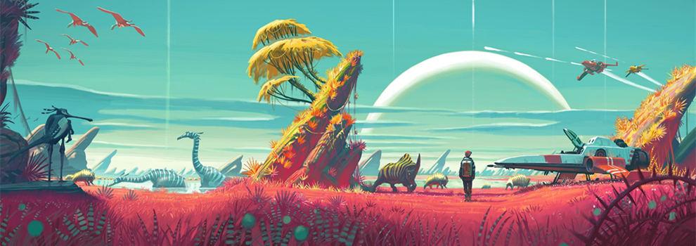 咸鱼翻身了《无人深空》1.3版更新获得玩家好评