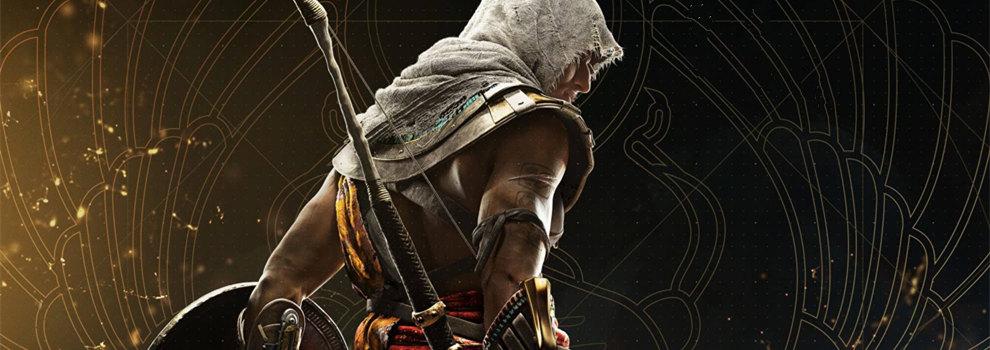 《刺客信条:起源》 古埃及弓堪比狙击枪