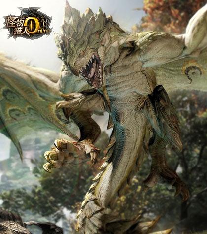 《怪物猎人OL》