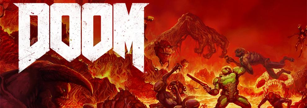 任天堂Switch版《毁灭战士4》11月10日发售