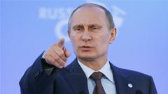 英国首相公开炮轰俄罗斯