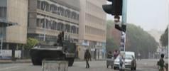 津巴布韦局势趋于平静 中国造武器维持秩序