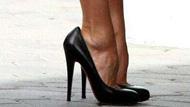 发现女方穿高跟鞋新郎拳脚相加