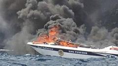 泰国游艇爆炸 中国重伤游客转院