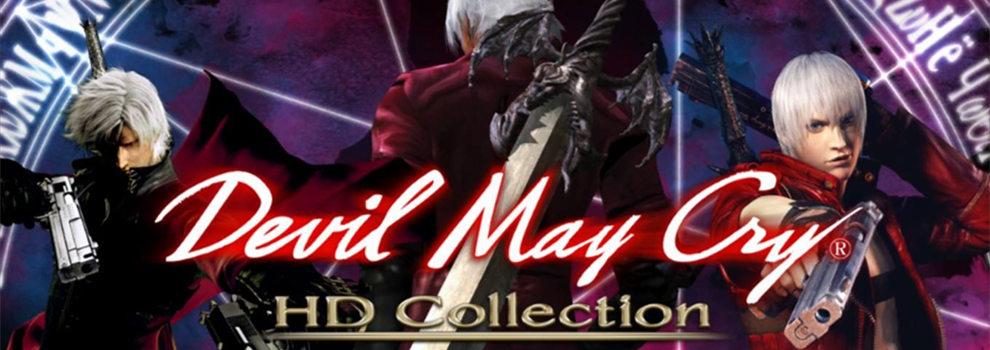 《鬼泣HD合集》中文版公布!3月14日正式发售
