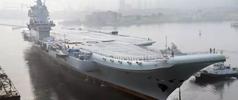 外媒:中国建第三艘航母信息引关注