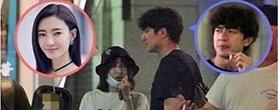 王丽坤疑交新男友 林更新心情很不好