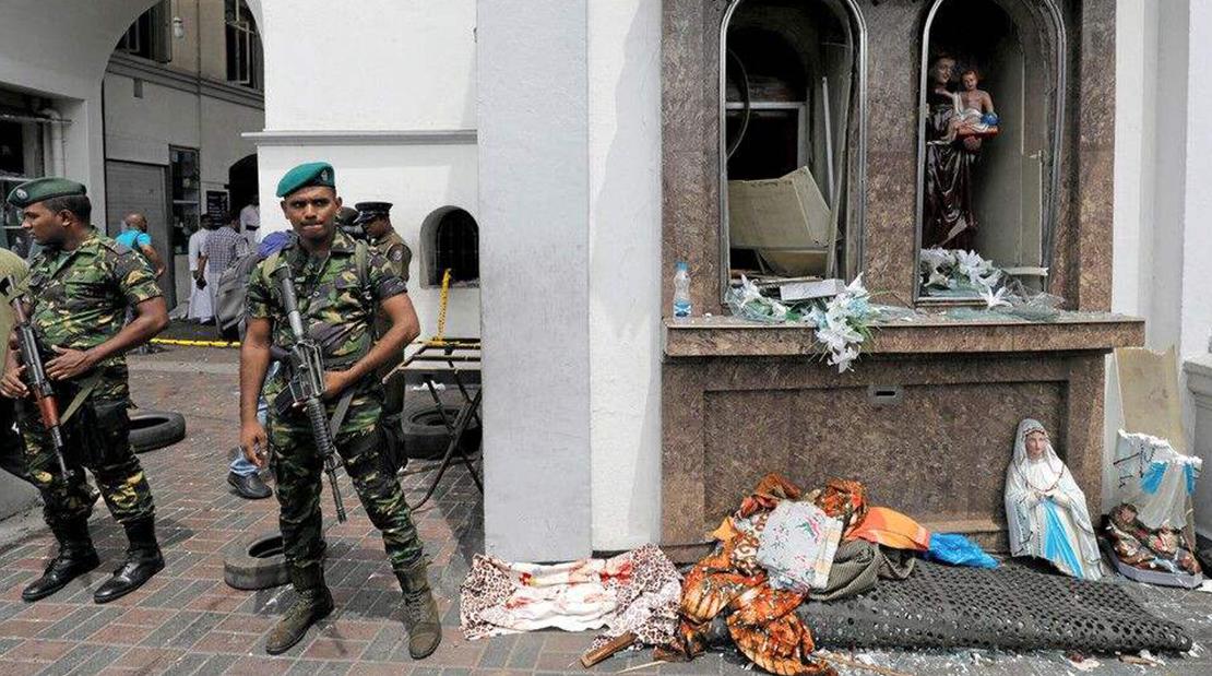 第9次爆炸!为什么是斯里兰卡?