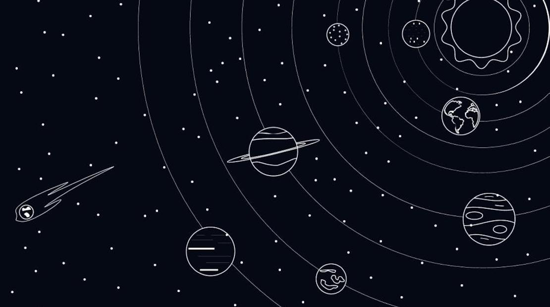 科学之谜|太阳系的生与死的头图