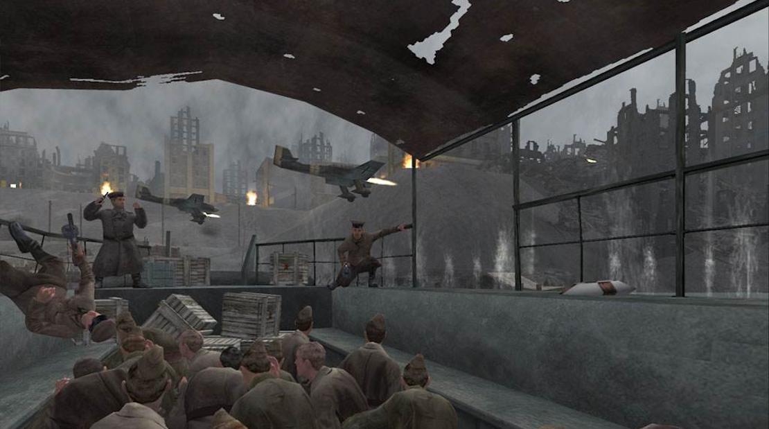 水泥手雷与土造步枪!二战后期的德军到底在用什么奇葩武器战斗?