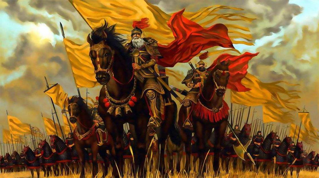 古代军队打仗为何离不开旗帜?中国古代军队跟罗马军团谁更强?的头图