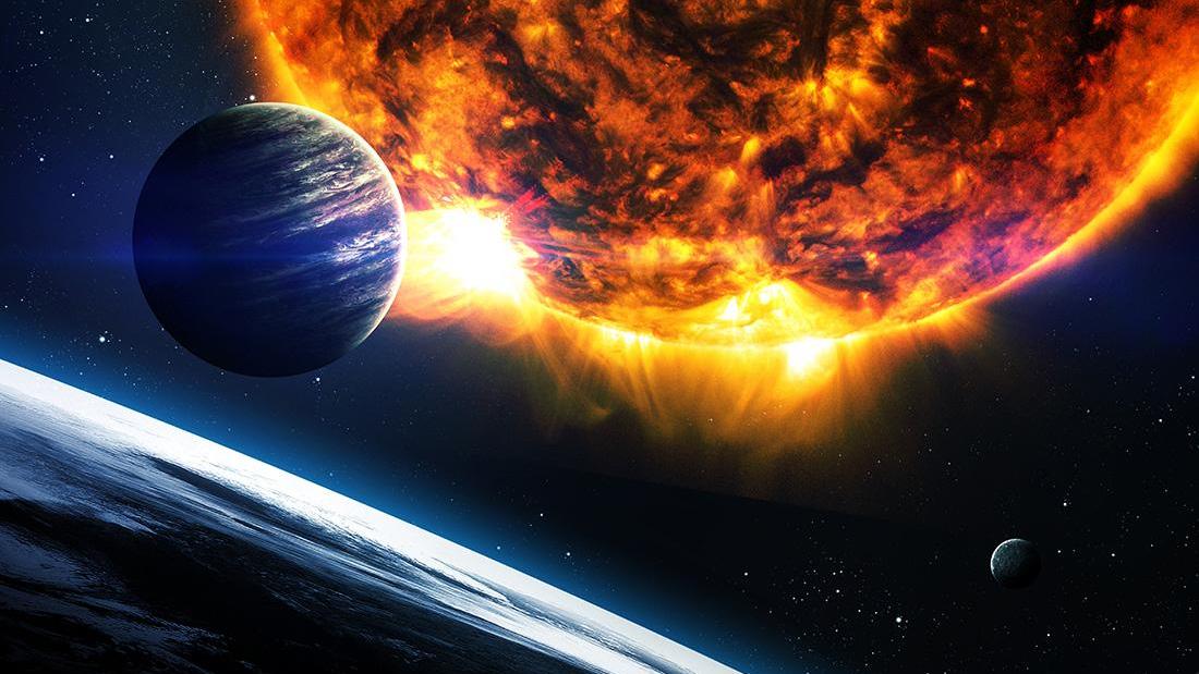 """太阳也是银河系中的""""星漂一族""""的头图"""