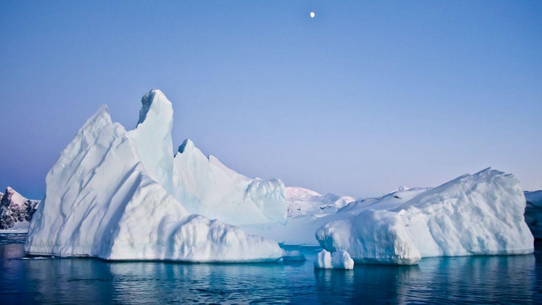 水资源匮乏的今天,我们可以把冰山作为水源吗?的头图