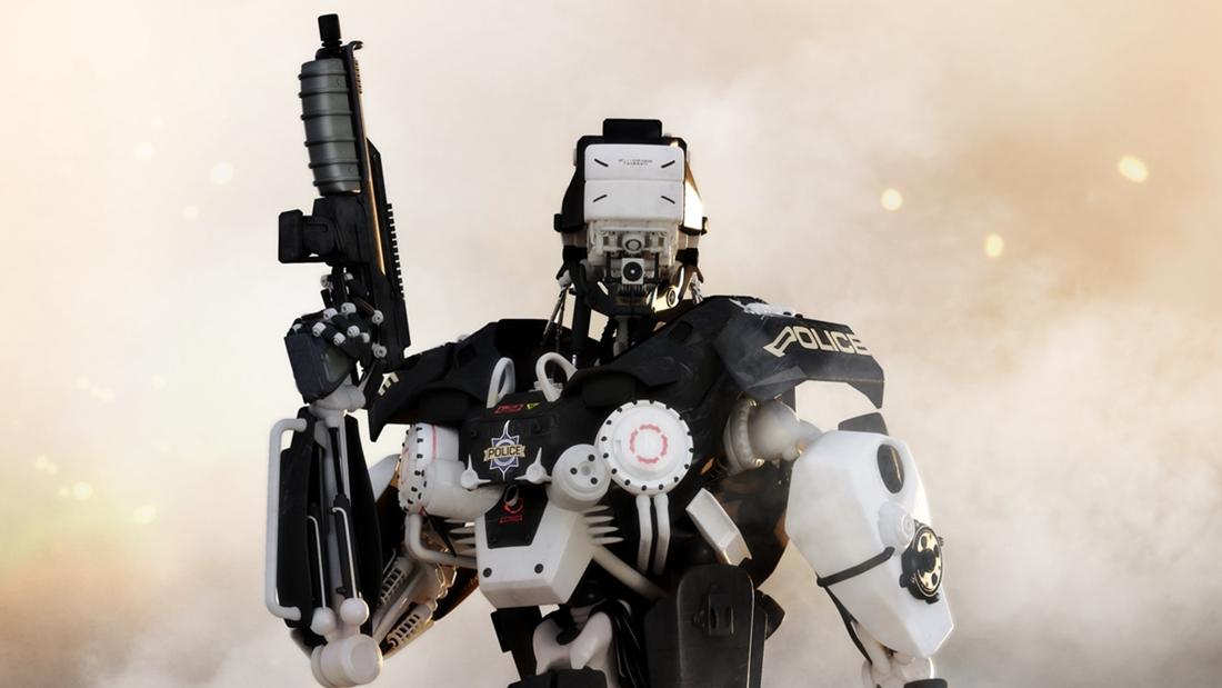 """俄武器生产商开发自主作战机器人,我们会看到""""终结者""""么?"""
