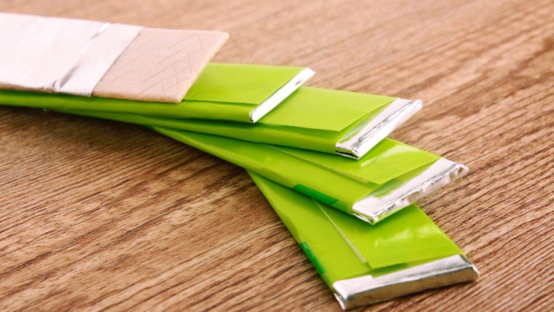 口香糖:食品添加剂的聚集地 | 有这么严重吗?的头图