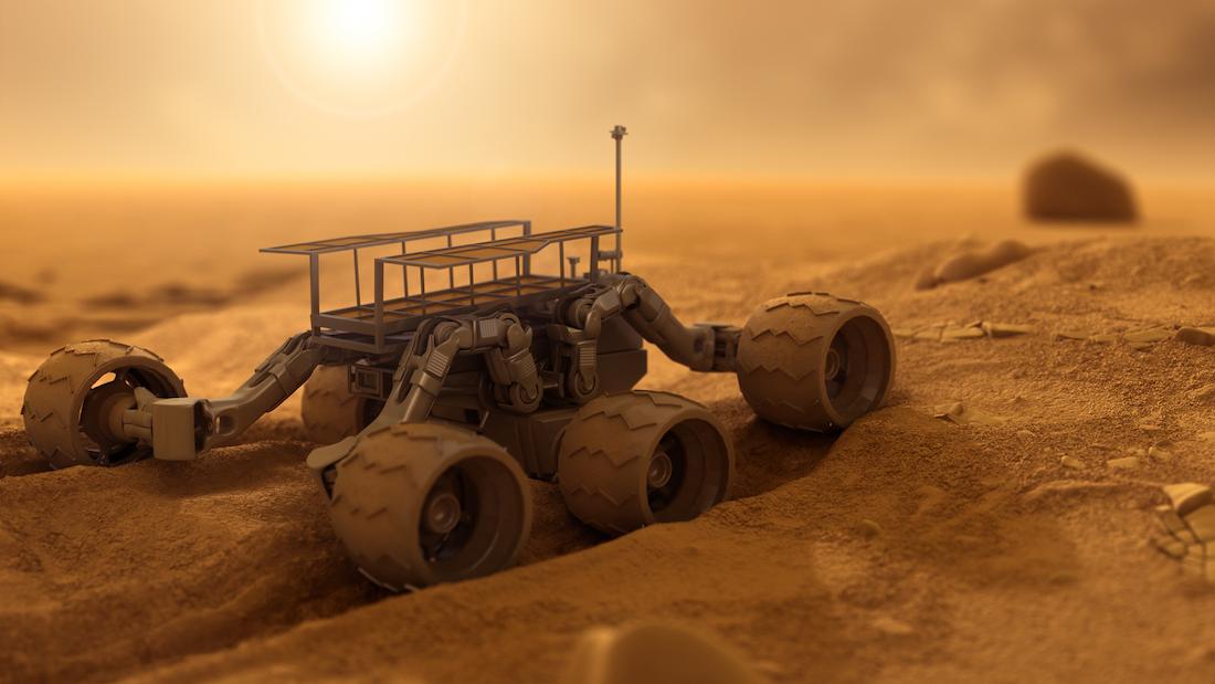 宇宙那么大,我们为什么选择移民火星?的头图