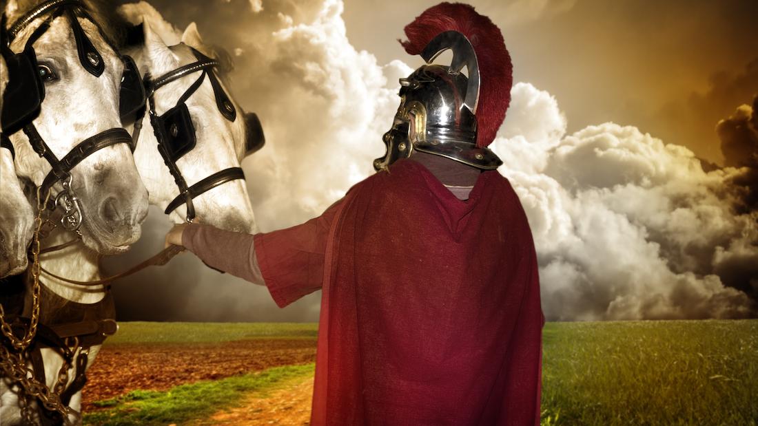 仅凭一支标枪就征服地中海的罗马帝国到底有何不败秘籍?
