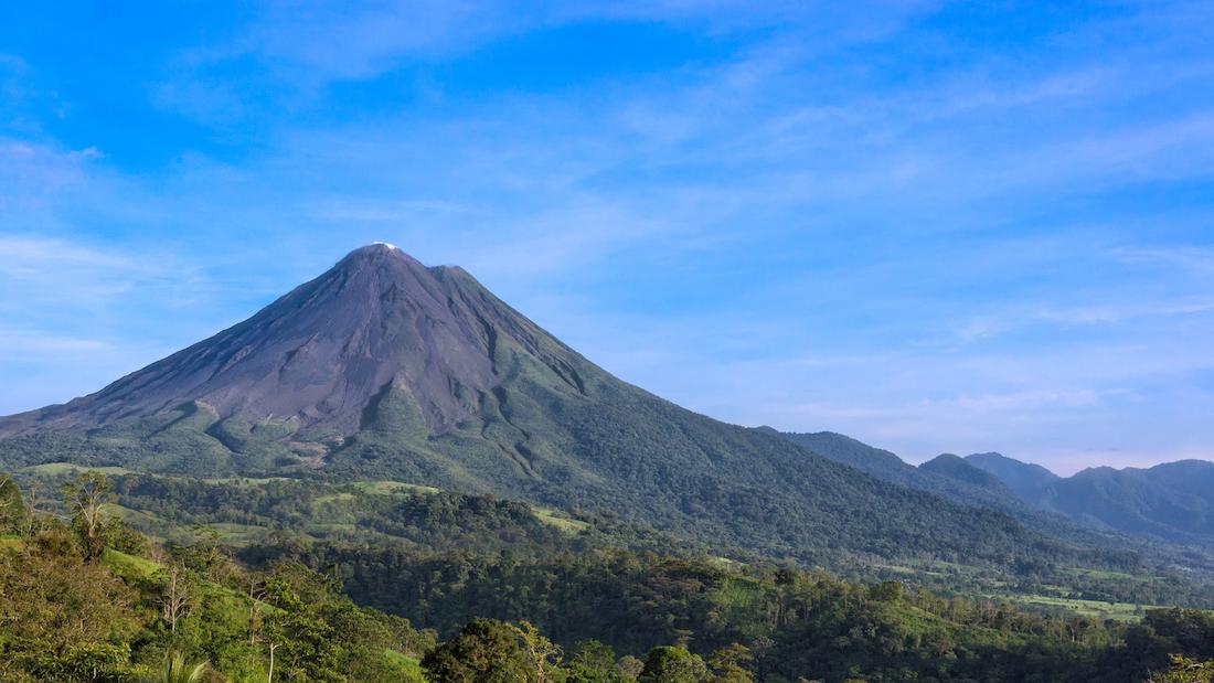 历史上11次最强火山喷发