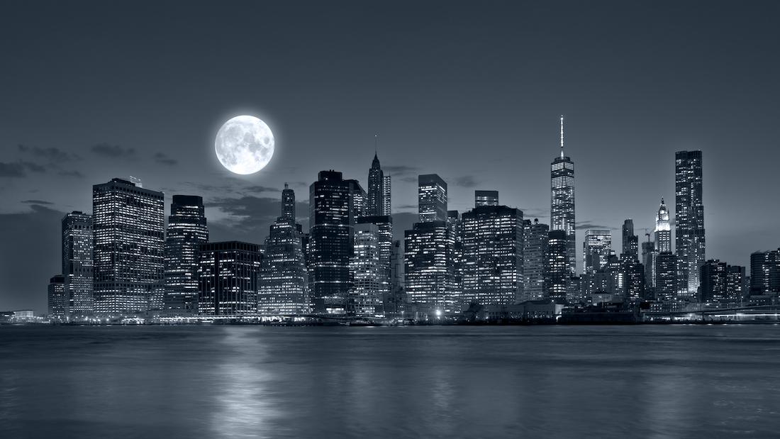 月球起源再一说:40亿年前,月球是慢慢离开冰冻地球的
