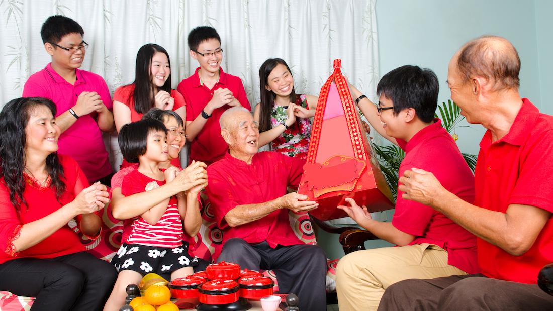 晕了...中国人亲戚的叫法怎么这么复杂?