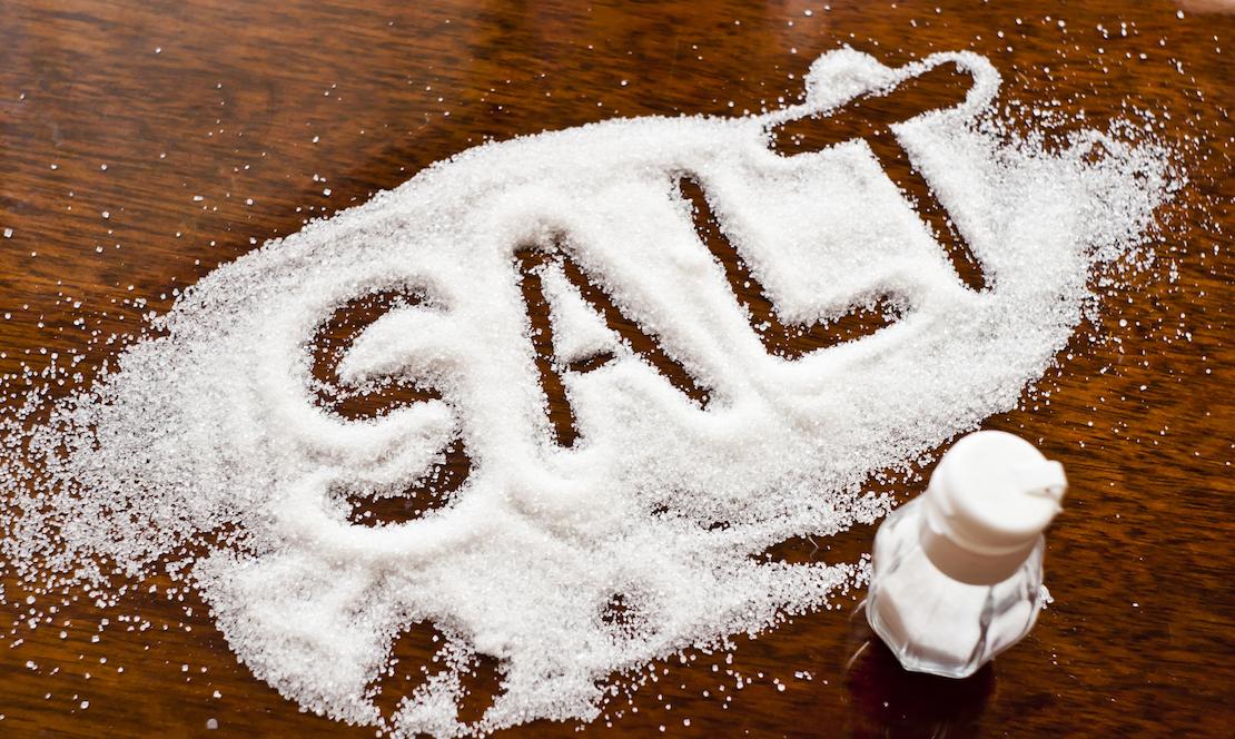 食盐的这个细节你注意到没?万万没想到学问这么大!