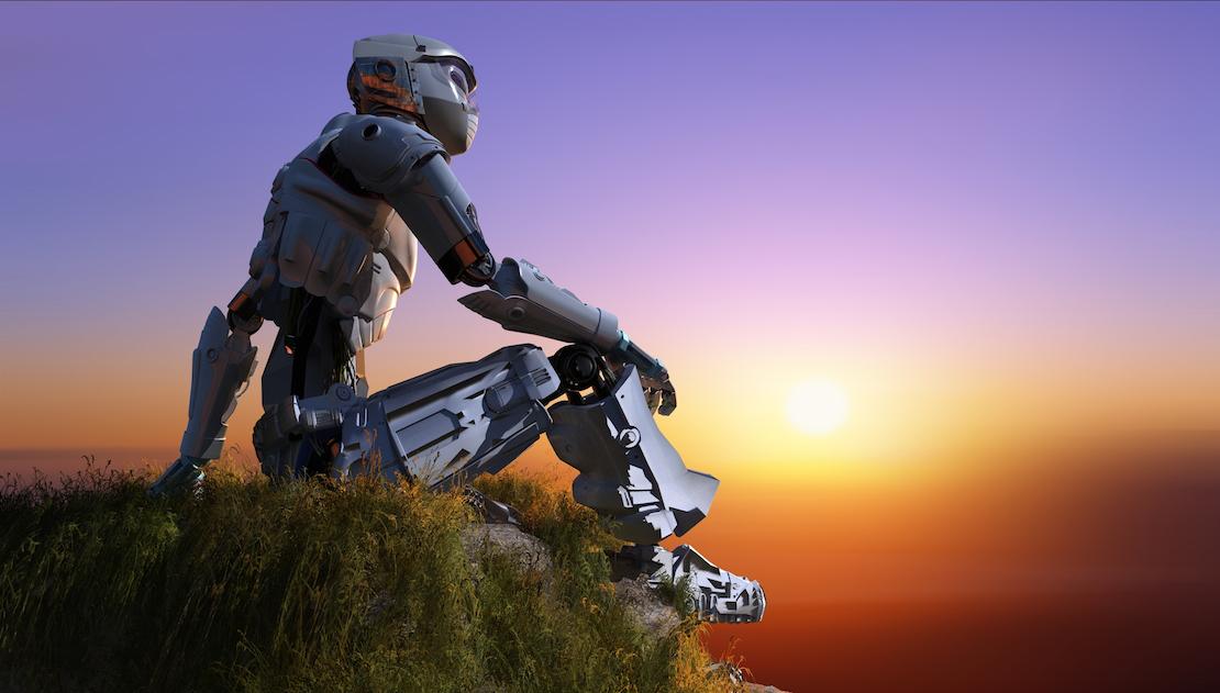 机器人要取代快递员,还需要解决哪些问题的头图