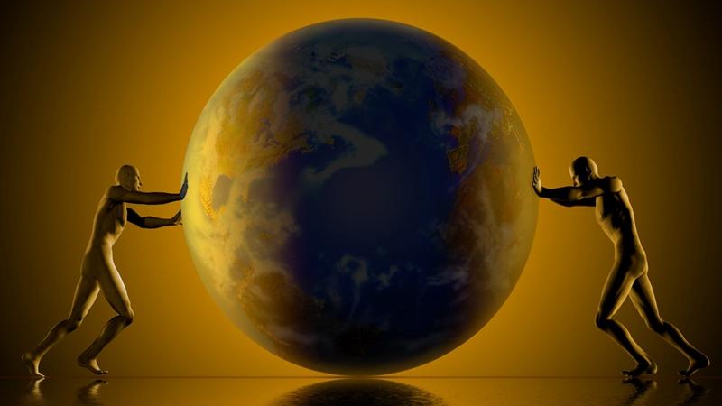 """地球自转为什么""""不赶趟儿""""了?的头图"""