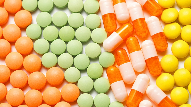 药丸颜色有助于疗效?的头图