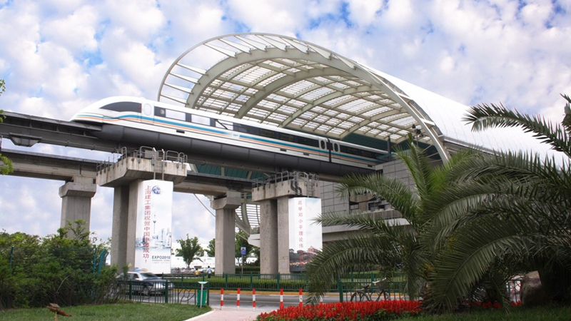 中国高铁为何没有选择磁悬浮?