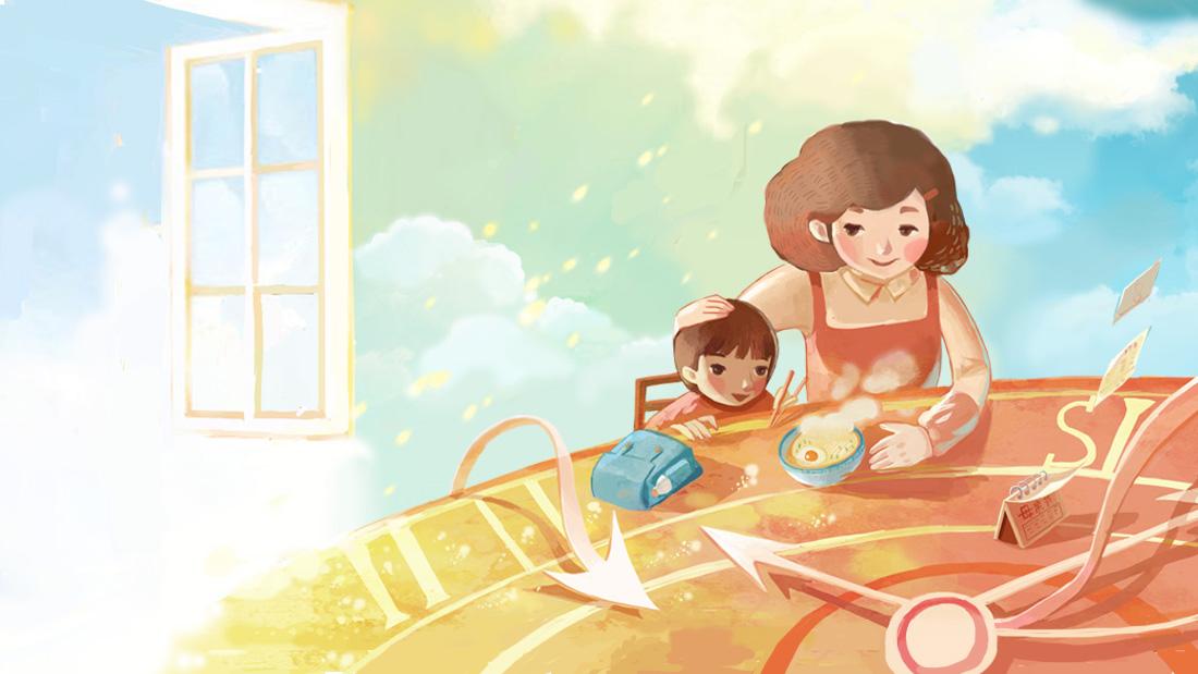 【母亲节】妈妈做的菜,有特别的味道?