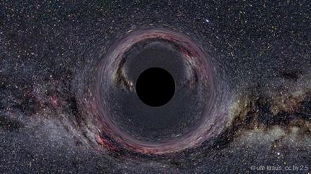 黑洞是什么样子的?黑洞里面是什么?