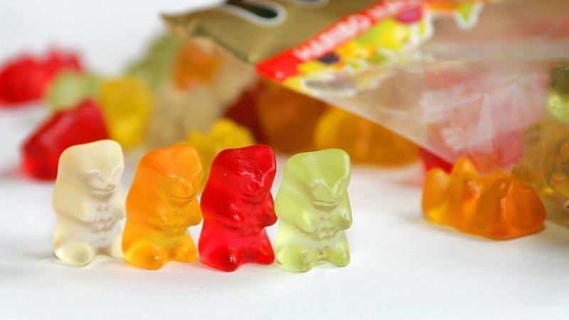 小熊软糖吃多了?小心放屁腹泻