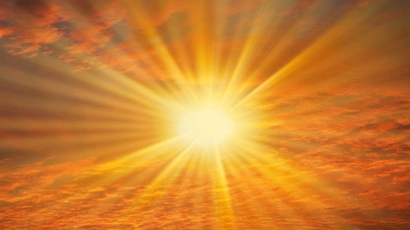 如何正确地晒太阳?