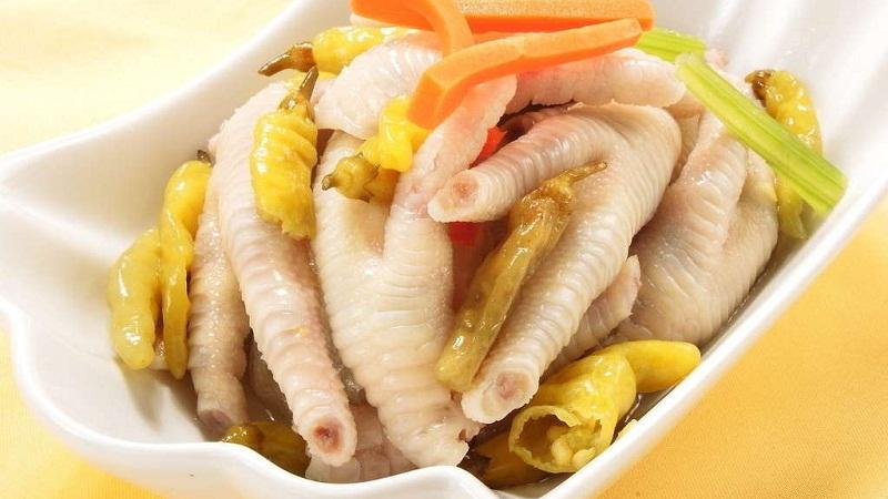 吃泡椒鳳爪可能感染H7N9?
