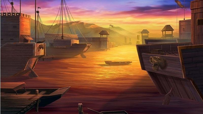 古代中國是海上軍事強國嗎?