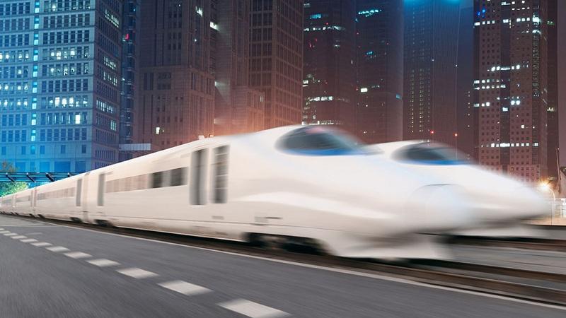美国能否借超级高铁实现弯道超车?
